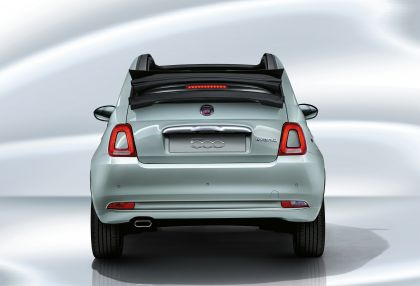 2020 Fiat 500 Hybrid Launch Edition 6