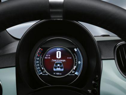 2020 Fiat 500 Hybrid Launch Edition 15