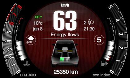 2020 Fiat 500 Hybrid Launch Edition 17