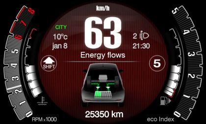 2020 Fiat 500 Hybrid Launch Edition 18