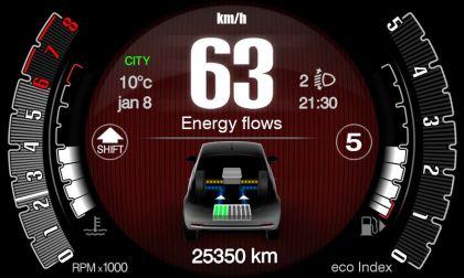 2020 Fiat 500 Hybrid Launch Edition 19
