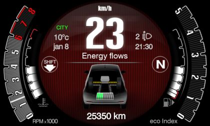 2020 Fiat 500 Hybrid Launch Edition 20