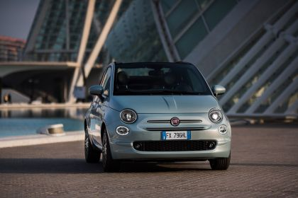 2020 Fiat 500 Hybrid Launch Edition 21