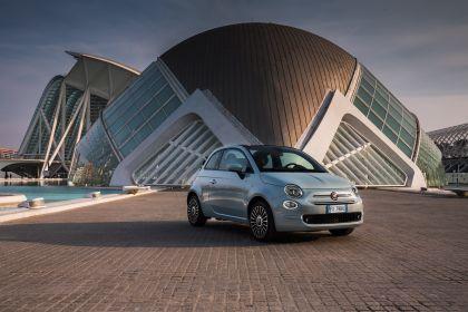 2020 Fiat 500 Hybrid Launch Edition 23