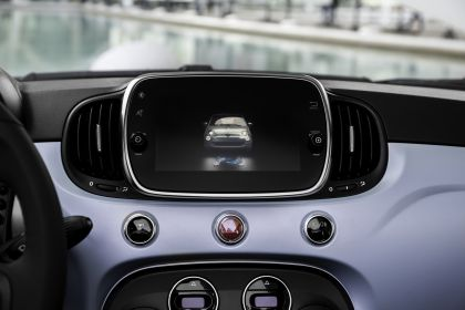 2020 Fiat 500 Hybrid Launch Edition 32