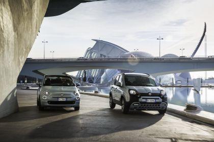 2020 Fiat 500 Hybrid Launch Edition 37