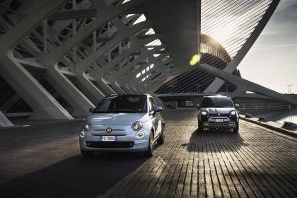 2020 Fiat 500 Hybrid Launch Edition 38