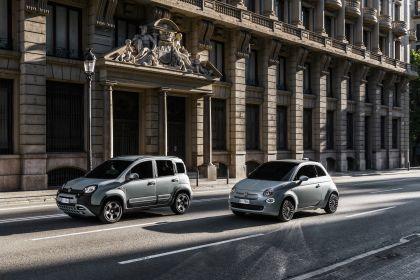 2020 Fiat 500 Hybrid Launch Edition 41