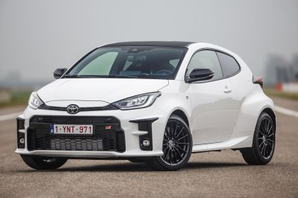2020 Toyota GR Yaris 20
