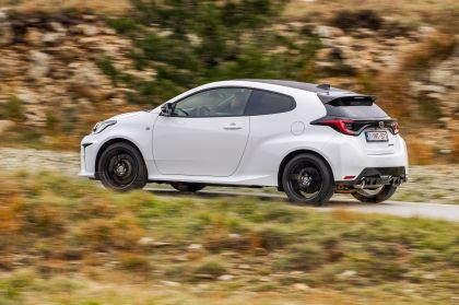 2020 Toyota GR Yaris 153