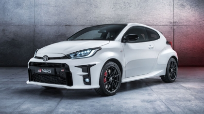 2020 Toyota GR Yaris 4
