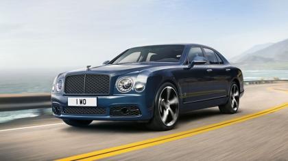 2020 Bentley Mulsanne 6.75 Edition by Mulliner 5