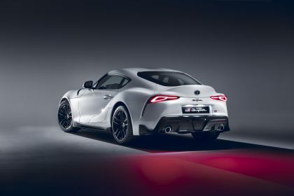 2020 Toyota GR Supra 2.0L turbo 3