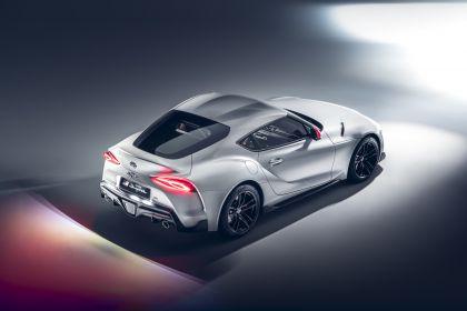 2020 Toyota GR Supra 2.0L turbo 6
