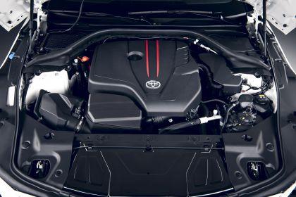 2020 Toyota GR Supra 2.0L turbo 9