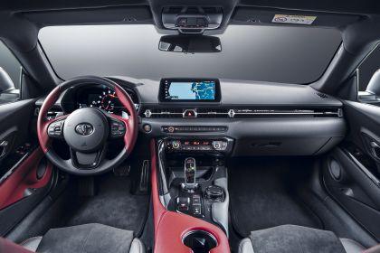2020 Toyota GR Supra 2.0L turbo 11