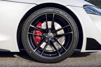 2020 Toyota GR Supra 2.0L turbo 87
