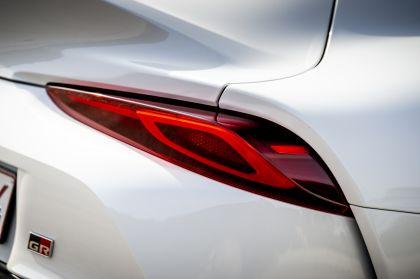 2020 Toyota GR Supra 2.0L turbo 88