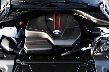 2020 Toyota GR Supra 2.0L turbo 92