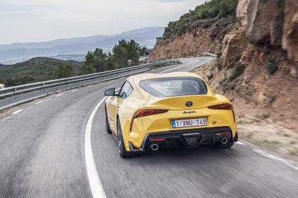 2020 Toyota GR Supra 2.0L turbo 115