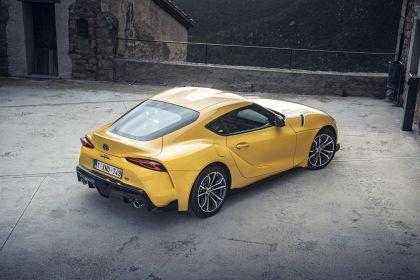 2020 Toyota GR Supra 2.0L turbo 134