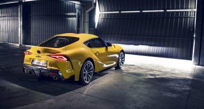 2020 Toyota GR Supra 2.0L turbo 166