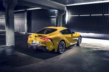 2020 Toyota GR Supra 2.0L turbo 167