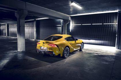 2020 Toyota GR Supra 2.0L turbo 168