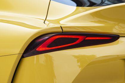 2020 Toyota GR Supra 2.0L turbo 170