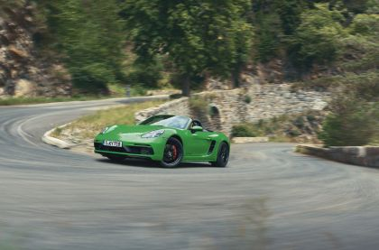 2020 Porsche 718 Boxster GTS 4.0 1