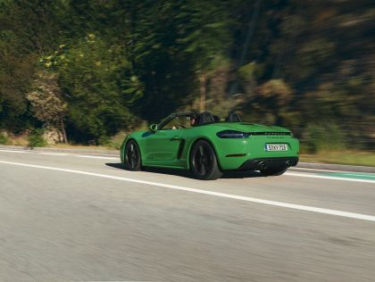 2020 Porsche 718 Boxster GTS 4.0 5