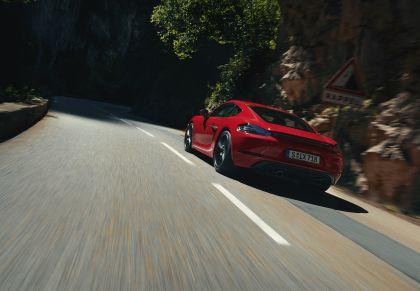 2020 Porsche 718 Cayman GTS 4.0 2