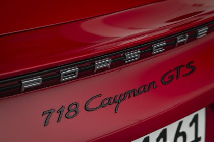 2020 Porsche 718 Cayman GTS 4.0 23