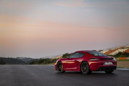 2020 Porsche 718 Cayman GTS 4.0 45