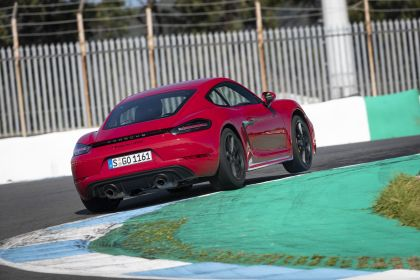 2020 Porsche 718 Cayman GTS 4.0 50