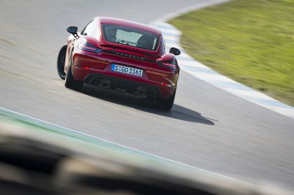 2020 Porsche 718 Cayman GTS 4.0 55