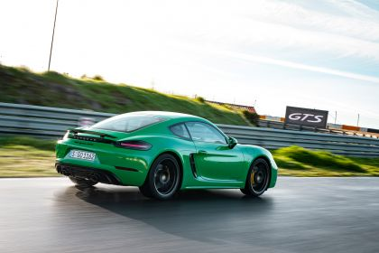 2020 Porsche 718 Cayman GTS 4.0 105