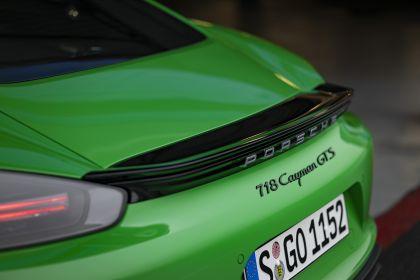 2020 Porsche 718 Cayman GTS 4.0 121