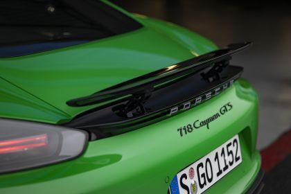 2020 Porsche 718 Cayman GTS 4.0 122