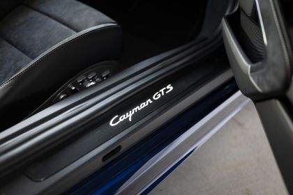 2020 Porsche 718 Cayman GTS 4.0 185