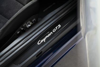 2020 Porsche 718 Cayman GTS 4.0 186