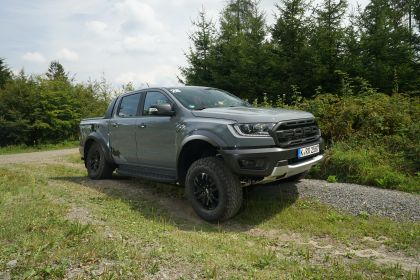 2019 Ford Ranger Raptor - EU version 2