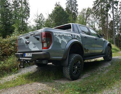 2019 Ford Ranger Raptor - EU version 8