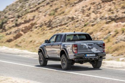2019 Ford Ranger Raptor - EU version 55