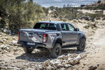 2019 Ford Ranger Raptor - EU version 82