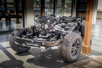 2019 Ford Ranger Raptor - EU version 146