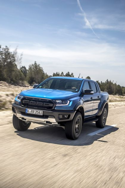 2019 Ford Ranger Raptor - EU version 161