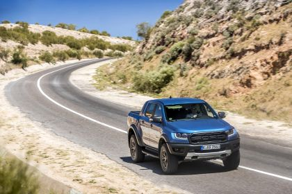 2019 Ford Ranger Raptor - EU version 165