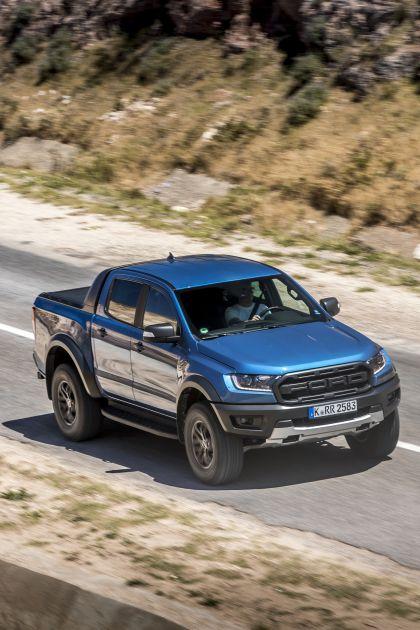 2019 Ford Ranger Raptor - EU version 170