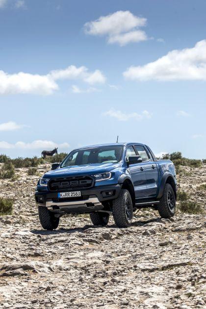 2019 Ford Ranger Raptor - EU version 182